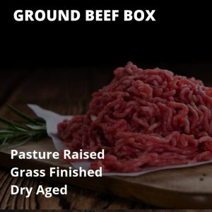 Ground Beef (18 Lb Beef Box)